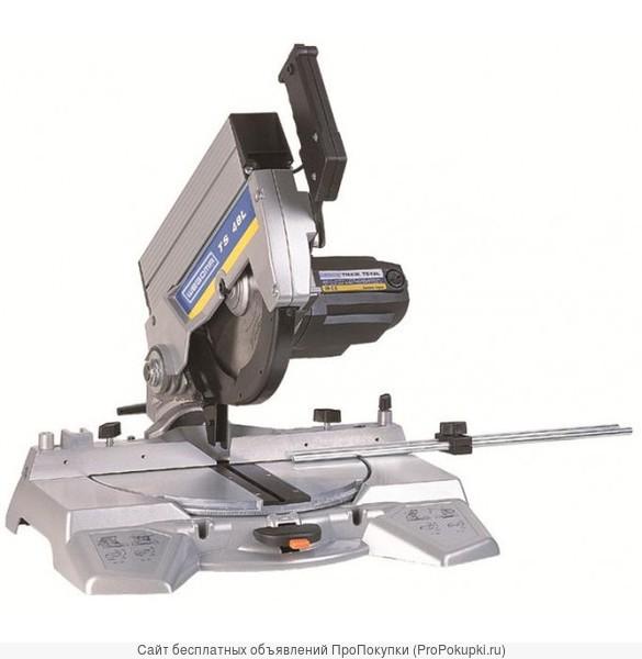 Пила маятниковая торцовочная TS48L Вегома
