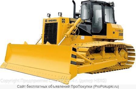 Бульдозер hbxg ty165-3 shehwa 10 тяговый класс