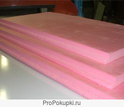 Продаем экструзионный пенополистирол XPS Carbon