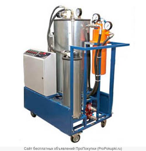 ВГБ-1000 Установка для вакуумной сушки и дегазации трансформаторного масла