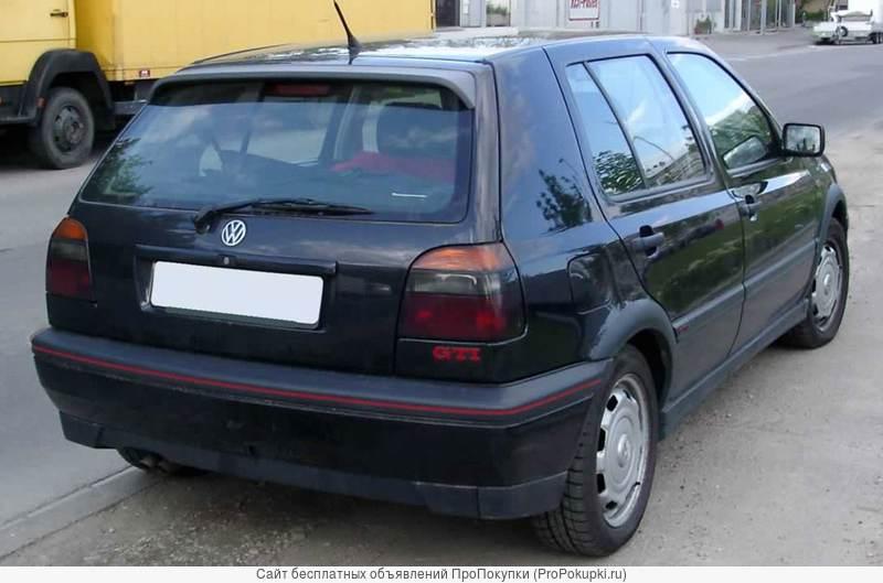 Б\у Мкпп на Volkswagen golf 3