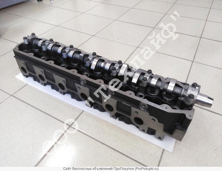 Новая ГБЦ 11101-17050 (111017050) на 1HZ Toyota в сборе с распредвалом