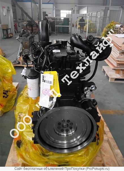 Двигатель Cummins 6LTAA8.9-C340 Первой комплектности