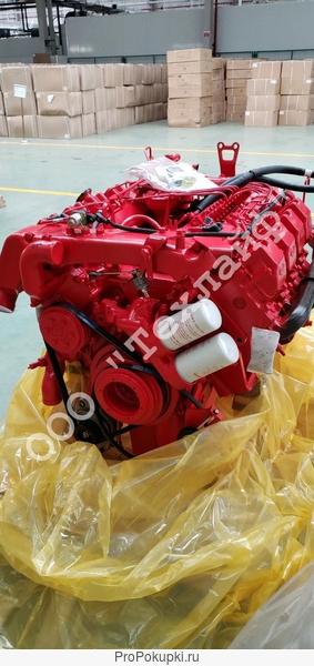 Двигатель дизельный Doosan DV15 полной комплектации в сборе с навесным