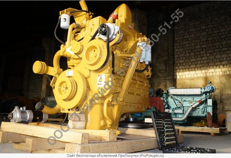 Двигатель Cummins NT855-C280S10 Евро-2 для Shantui SD22