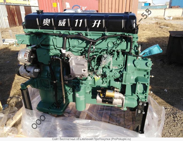 Двигатель FAW CA6DM2-39E4