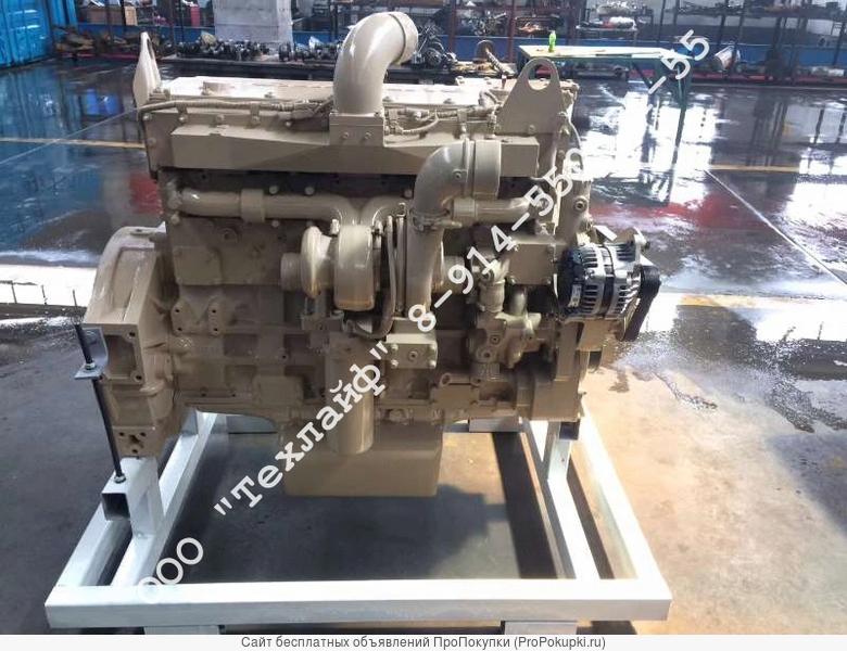 Двигатель cummins qsm11-335