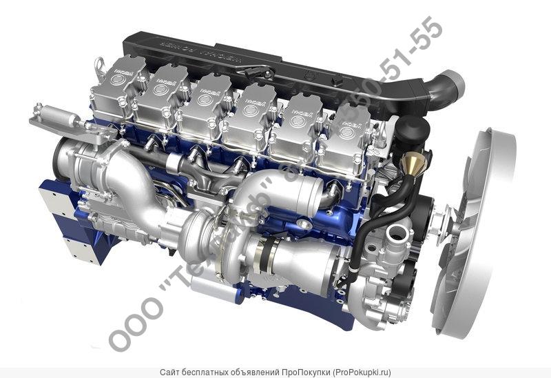 Двигатель weichai wp13.500e501 евро-5 для севера
