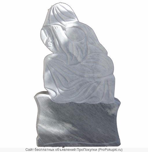 Памятники из уральского мрамора