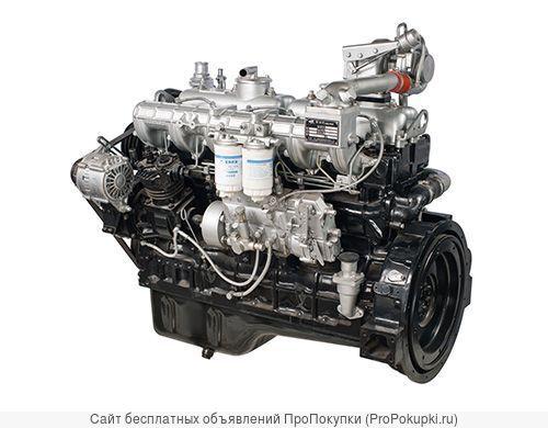 Двигатель Yuchai YC6j125z-T22
