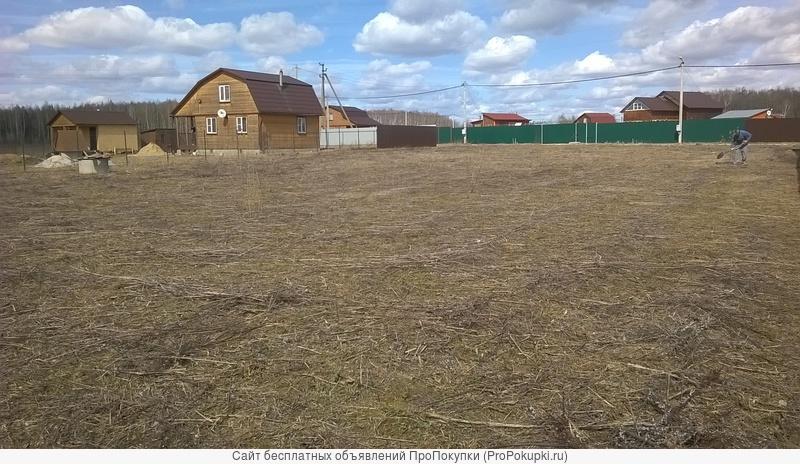 продажа земельного участка в Тульской обл., Заокский район