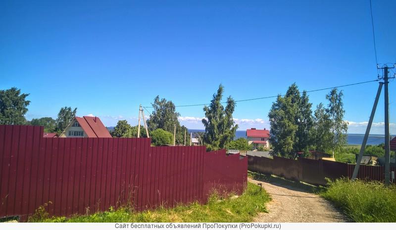 Уютный участок 27 соток ИЖС рядом с Псковским озером