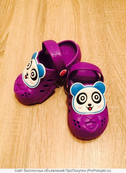 Кроксы сабо тапочки сандалии для детей и взрослых
