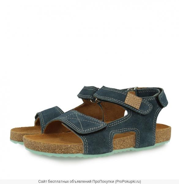 Детские и подростковые сандалии из натуральной кожи