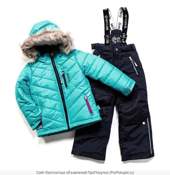 NANO Костюм зимний для девочки F17M268