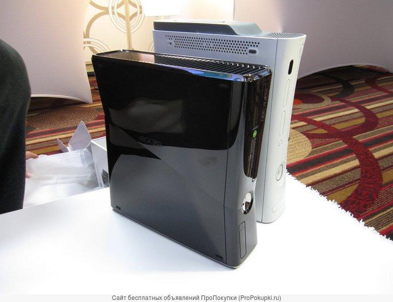 Перепрошивка XBOX 360 + выезд