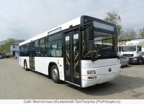 Новый автобус yutong ZK6118HGA