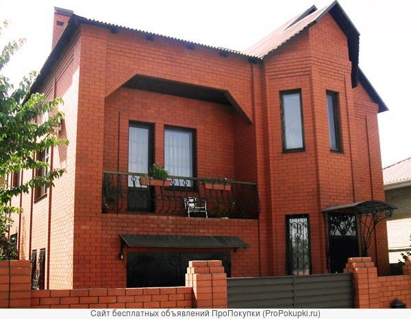 Строим дома из кирпича в Пензе