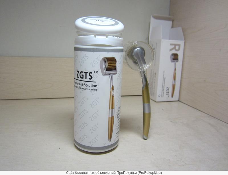 Мезороллеры dns/zgts/mrs с титановыми иглами (сертифицированы) недорого