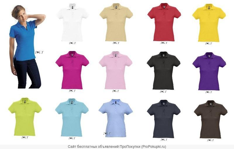 Пошив рубашек-поло женских, мужских - униформа опт/мелкий опт