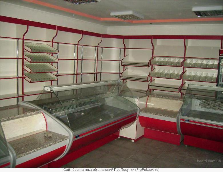 Приму торговое, холодильное и промышленное оборудование на реализацию